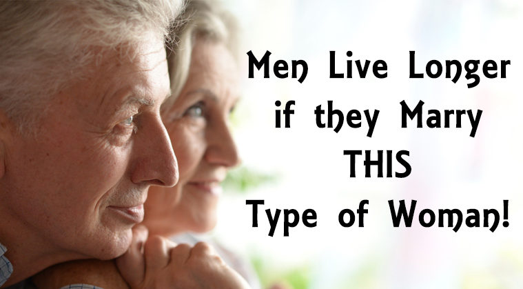 men live longer FI