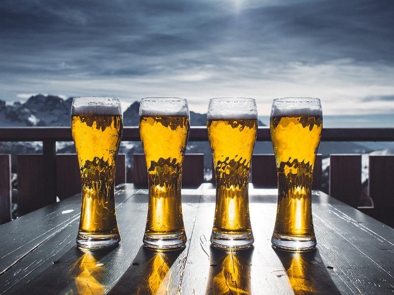 Parkinson's beer