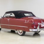 1950 Ford Custom Convertible Auto Barn Classic Cars