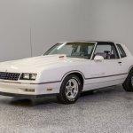 1986 Chevrolet Monte Carlo Ss Auto Barn Classic Cars