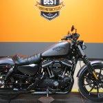 2017 Harley Davidson Sportster 883 American Motorcycle Trading Company Used Harley Davidson Motorcycles