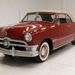 1950 Ford Custom Convertible Classic Auto Mall