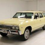 1967 Chevrolet Chevelle Classic Auto Mall