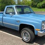 1987 Chevrolet K 10 Connors Motorcar Company