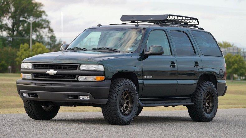 2003 chevrolet tahoe davis autosports