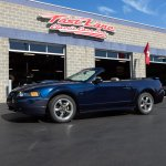 2003 Ford Mustang Gt Fast Lane Classic Cars