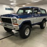 1979 Ford Bronco 4 Wheel Classics Classic Car Truck And Suv Sales