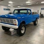1969 Ford F250 4 Wheel Classics Classic Car Truck And Suv Sales