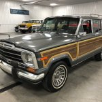 1989 Jeep Grand Wagoneer 4 Wheel Classics Classic Car Truck And Suv Sales