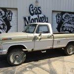 1969 Ford F250 Gas Monkey Garage
