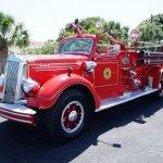 1943 Mack Model 505 Fire Truck Ideal Classic Cars Llc