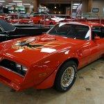 1978 Pontiac Firebird Ideal Classic Cars Llc