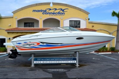 Used 2007 Baja 242 Islander boat for sale in West Palm ...