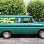 1966 Chevrolet C10 Panel For Sale 213322 Motorious