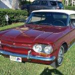 1963 Chevrolet Corvair Monza Premier Auction