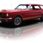 132351 1965 Ford Mustang Rk Motors Classic Cars And Muscle Cars For Sale