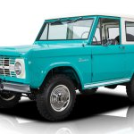 136894 1966 Ford Bronco Rk Motors Classic Cars And Muscle Cars For Sale