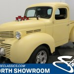 1940 Dodge 1 2 Ton Pickup Classic Cars For Sale Streetside Classics The Nation S 1 Consignment Dealer