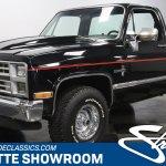1982 Chevrolet K10 Silverado 4x4 For Sale 205319 Motorious