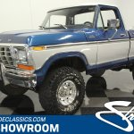 1979 Ford F 150 Classic Cars For Sale Streetside Classics The Nation S 1 Consignment Dealer