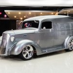 1937 Chevrolet Panel Truck Classic Cars For Sale Michigan Muscle Old Cars Vanguard Motor Sales