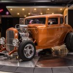 1932 Ford 5 Window Classic Cars For Sale Michigan Muscle Old Cars Vanguard Motor Sales