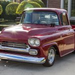 1959 Chevrolet 3100 Classic Cars For Sale Michigan Muscle Old Cars Vanguard Motor Sales