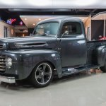 1950 Ford F1 Classic Cars For Sale Michigan Muscle Old Cars Vanguard Motor Sales