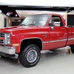 1985 Chevrolet Silverado Classic Cars For Sale Michigan Muscle Old Cars Vanguard Motor Sales