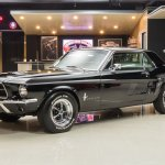 1967 Ford Mustang Classic Cars For Sale Michigan Muscle Old Cars Vanguard Motor Sales