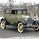 1928 Ford Model A Volo Auto Museum