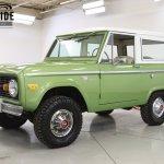 1975 Ford Bronco Worldwide Vintage Autos