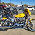 Pre Owned 2006 Harley Davidson Xl1200c Sportster 1200 Custom Cruiser Motorcycle Scooter Uhd433030 Ridenow Powersports