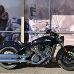 New 2021 Indian Motorcycle Scout Sixty Thunder Black Cruiser Motorcycle Scooter In166008 Ridenow Powersports