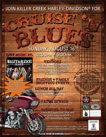 Cruise 'N Blues