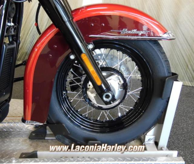 2019 Harley Davidson Flhc Softail Heritage Classic