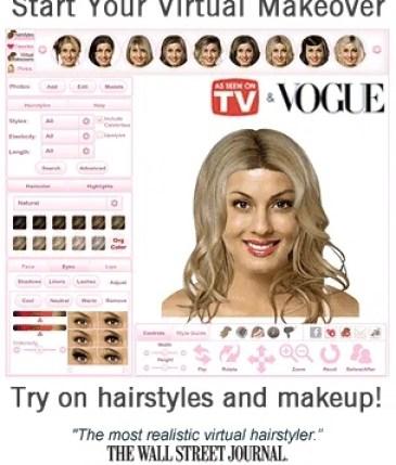 Makeover mobile taaz Chicago Tribune
