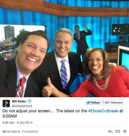 bill-keller-fox9-ebola-tweet