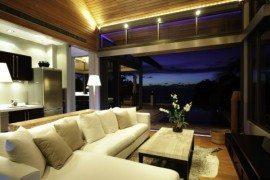 Modern Villa Mayavee In Thailand Captivates With Fluid Charm