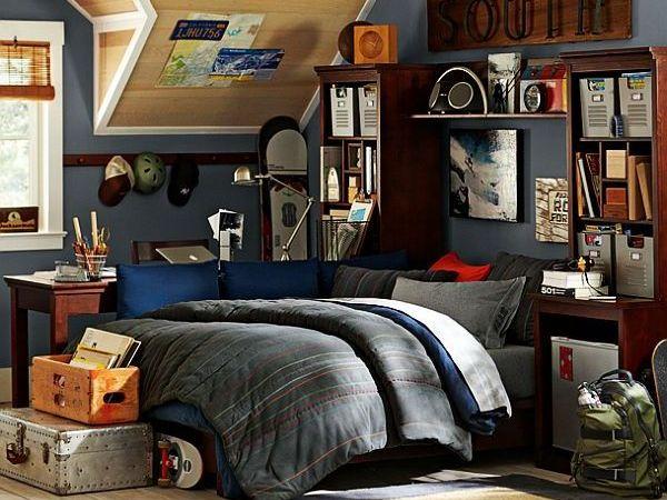 Teenage Boy Rooms On Pinterest