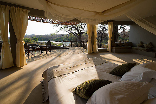 View In Gallery Bedroom Decorating Ideas With Safari Theme A 16 Wild