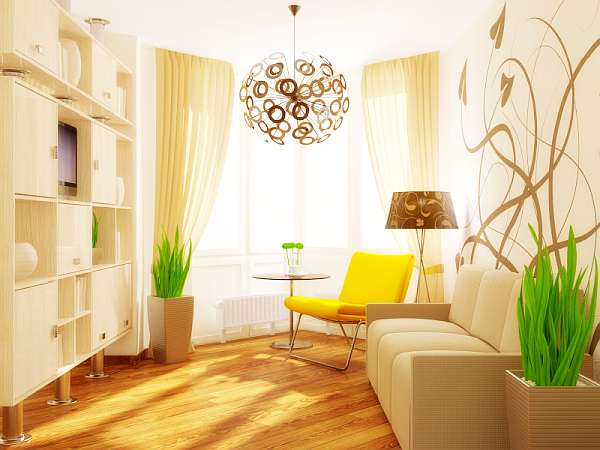 Living Furniture Small Room