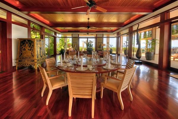 Five Bedroom Luxury Seaside Villa In Phuket Is Enchanting