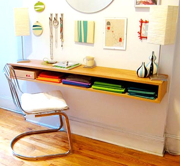 18 DIY Desks to Enhance Your Home Office