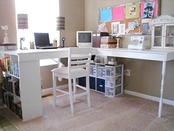 Diy Study Desk Images And Pos Object Interiors