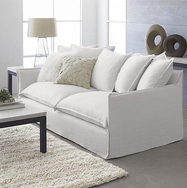 West Elm Tufted Sofa