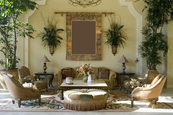 Image Of Mediterranean Decorating Ideas Home Decoration
