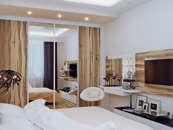 Interior Ideas Modern Bedroom Design Sparkles With Cozy