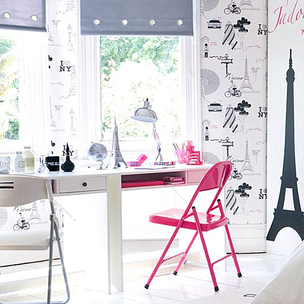 Travel Themed Bedroom Decorating Ideas 6