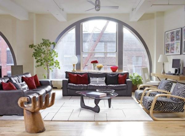 Room Modern Swivel Chairs Living